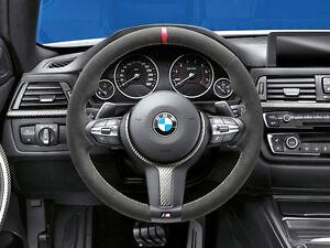 Bmw Oem M Performance Steering Wheel M Sport 1 2 3 4 Series F30 F32