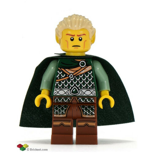 Minifig Only Entry LEGO Collectible Series 3 Elf Minifigure