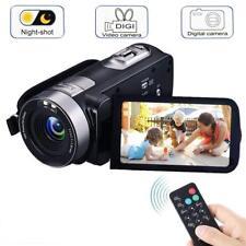 IR Night Vision HD Digital Camcorder 24.0MP 16X Digital Zoom with Remote Control