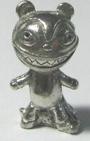 Nightmare Before Christmas Monopoly Pewter Evil Teddy metal token mini game part