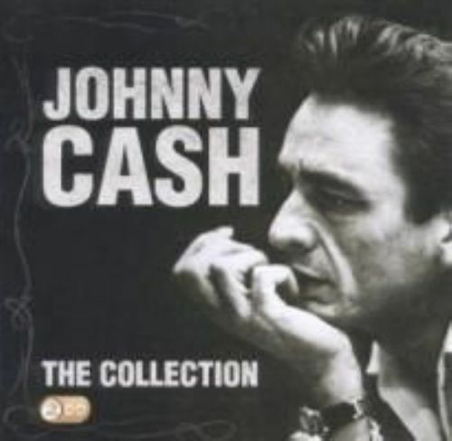 1 of 1 - JOHNNY CASH The Collection 2CD BRAND NEW Camden Best Of Greatest Hits