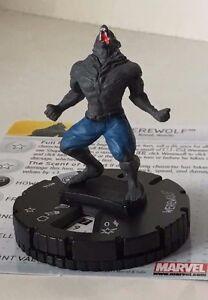 Heroclix Amazing Spider-Man  #014  WEREWOLF  MARVEL