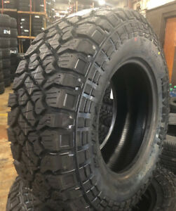 4 NEW 35X12.50R17 Kenda Klever RT 35 12.50 17 35125017 R17 Mud Tires AT MT 10ply