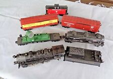 O/O27 Scale Lionel Pennsylania #561 0-8-0 Steam Locomotive With Freight Cars