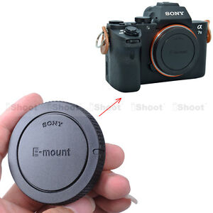 Finely-made-Body-Cover-Cap-for-Sony-E-mount-Micro-SLR-Camera-a6000-a5100-a5000