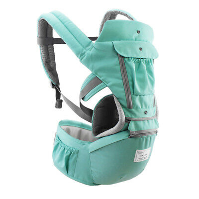 Cute Baby Carrier Infant Kid Baby Hipseat Sling Front Kangaroo Baby