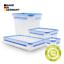 Tefal-Frischhaltedose-Set-in-0-25-1-1-6-und-2-6-Liter-BPA-Frei-100-dicht Indexbild 18
