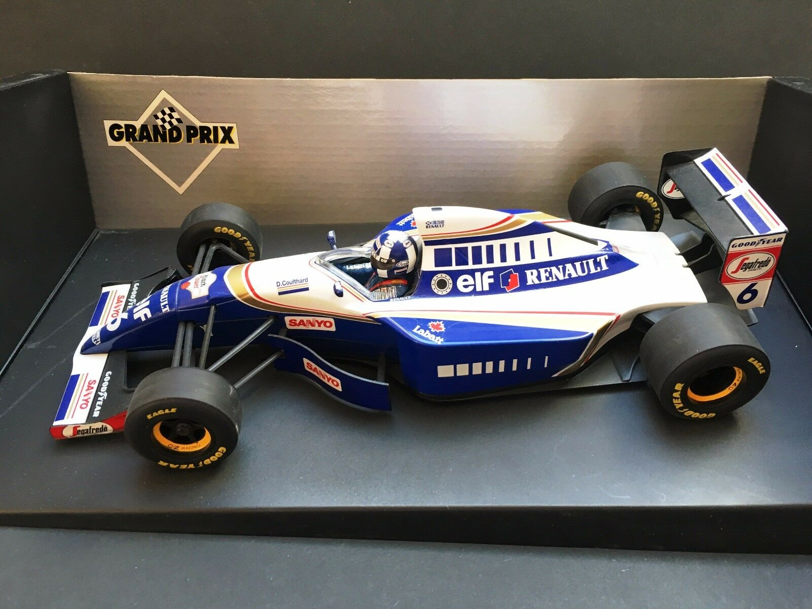 Minichamps - David Coulthard - Williams - FW16 - 1995 -1 18 - Rare