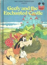 Disney's Wonderful World of Reading: Goofy and the Enchanted Castle (1980, Hardcover)