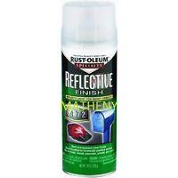 Rustoleum Reflective Spray Paint 10 Oz Semi-transparent Finish 214944