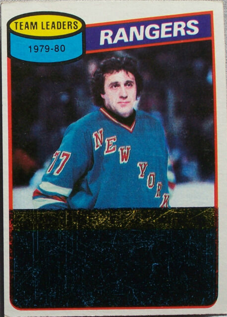 8a62c9318 1980 - 1981 Topps Phil Esposito New York Rangers  149 Hockey Card A1655