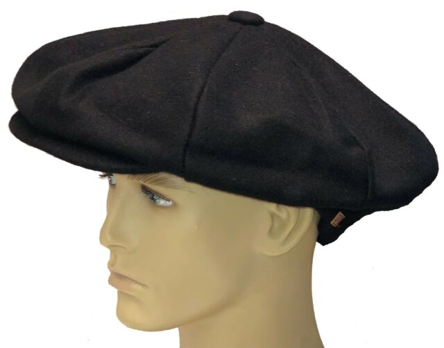 Peaky Blinders Oversized Hat Newsboy Big Apple Gatsby Cap ...