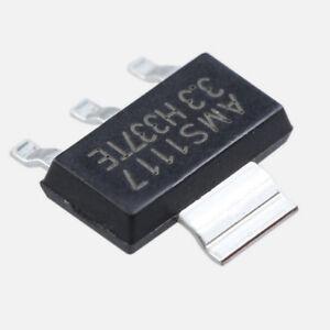 NEW-10pcs-AMS1117-3-3-LM1117-3-3V-1A-SOT-223-Voltage-Regulator-ca