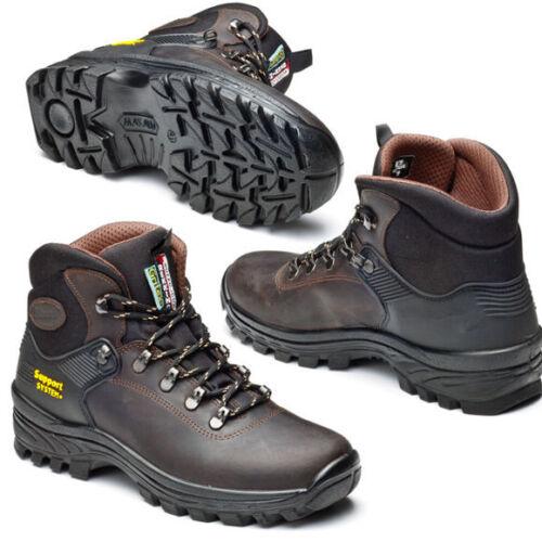 Bootie Grisport 10242 Otter Dakar Trekking Leather Support System