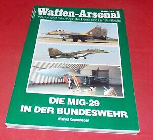 WA 141 Die MIG-29 in der Bundeswehr