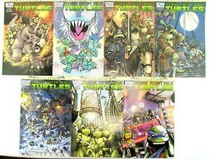 Teenage-Mutant-Ninja-Turtles-Turtles-in-Time-1-4-Complete-Set-Variants-IDW