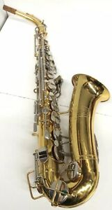 Bundy-Selmer-Saxophone