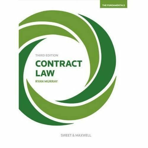 Contract Law: The Fundamentals by Ryan Murray (Paperback, 2014)