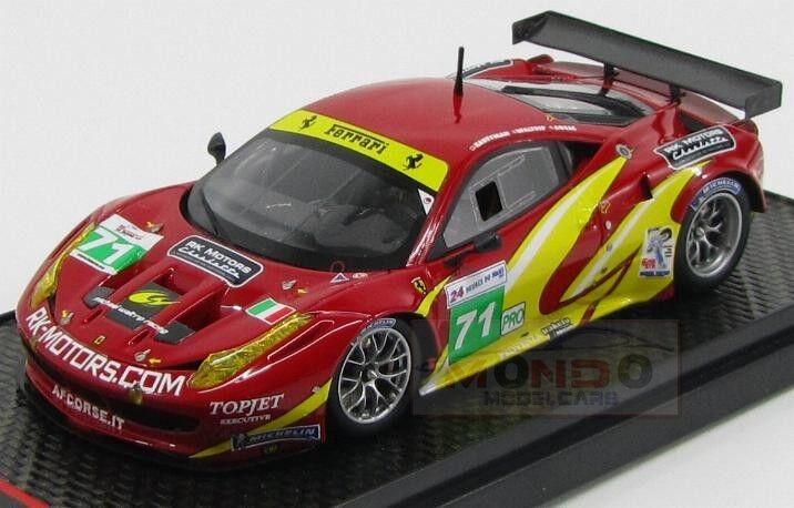nuovi prodotti novità Ferrari Ferrari Ferrari 458 Italia Gt2 Gte Am squadra Af Corse  71 24H Le uomos 2011 BBR 1 43 BBRC65  online economico