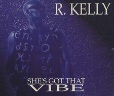 R. Kelly she's got that Vibe (1991/94) [Maxi-CD]