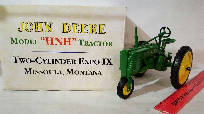 Ertl John Deere HNH 1 1 1 16 diecast farm tractor replica collectible 7067ae