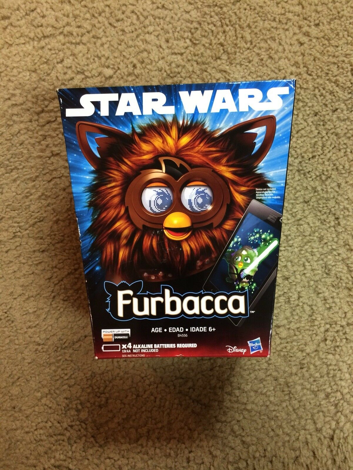 Furbacca     New In Package