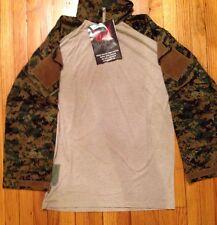 Crye Precision Combat Shirt Custom w/ DRIFIRE - Marpat Digital Med/R - Read Desc