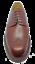 Barker Grassington Brogue Leather In Cherry Grain ZgBUwZ1q