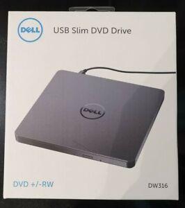DELL Graveur EXTERNE PORTABLE DVD DW316 - USB 2.0