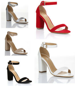 WOMENS-BLOCK-HEEL-ANKLE-STRAP-SANDALS-LADIES-PEEP-TOE-STRAPPY-PARTY-SHOES-3-8