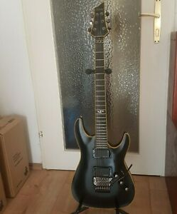 Schecter Blackjack Electric Guitar ATX C-1 ABSN Aged Black Satin