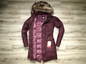 839023cf10 The North Face Arctic 550 Down Parka Women s Jacket XS RRP£350 ...