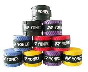 10PCS-Absorb-sweat-stretchy-Tennis-Squash-Racquet-Band-Grip-Tape-Overgrip