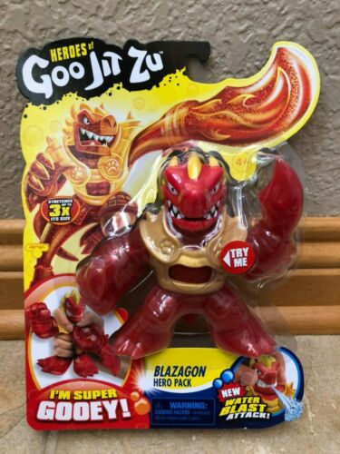 WATER BLAST- WAVE 2 HEROES OF GOO JIT ZU HERO PACK BLAZAGON