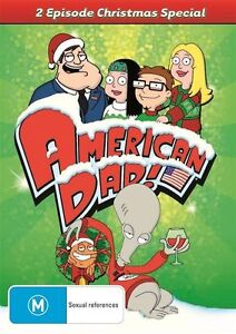 American Dad Christmas Episodes.Details About American Dad 2 Episode Christmas Special Dvd New Region 4