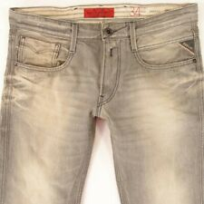 Replay Anbass Slim Mens Jeans Size W36 L34 M914.000.606 602