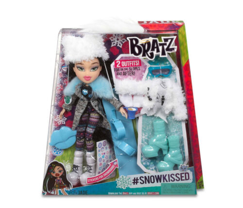 2 Snow Kissed Outfits 10 Access ❤️RETIRED NEW❤️ Bratz Snowkissed JADE Doll
