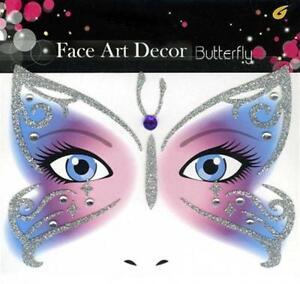 Tatouage-ephemere-paillettes-argent-strass-blancs-et-violet-papillon-temporaires