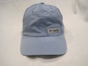3fe1e6ae23e3b Columbia PFG Fishing Hat men s L XL FlexFit blue outdoors