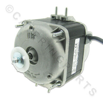GENUINE ELCO 25W 25 WATT 230v REFRIGERATION CONDENSOR FAN MOTOR FRIDGE FREEZER