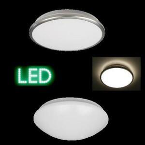 Wannenleuchte-LED-rund-Decken-Wand-Lampe-E27-LED-Treppenhaus-Flur-Keller-Garage