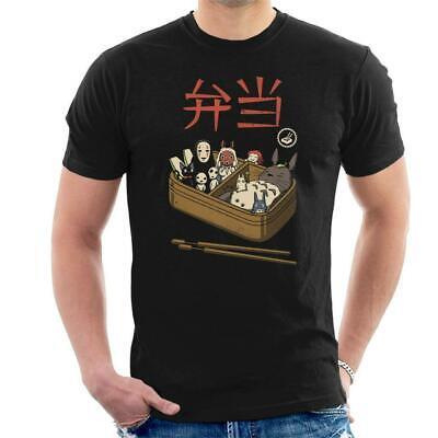 Bento Spirits Studio Ghibli Women/'s T-Shirt