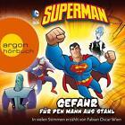 Superman - Gefahr für den Mann aus Stahl von Blake A. Hoena, Michael Dahl und Louise Simonson (2015)