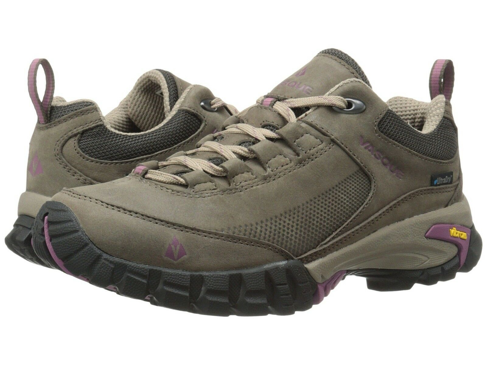 40% OFF  NEW WMN'S VASQUE TALUS TREK LOW ULTRADRY  BOOTS, US 7, OLIVE.