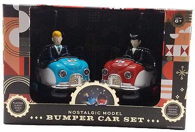Schwarz Retro Bumper Cars Remote F.A.O