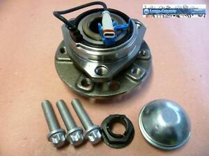 Moyeu-Kit-Roulement-de-Roue-Capteur-ABS-Essieu-avant-Opel-Astra-H