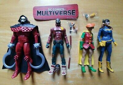 DC Comics Multi-Univers Rookie bat Mech série Batman Year Two The Reaper