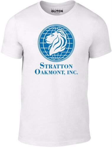 Reality Glitch Men/'s Stratton Oakmont T-Shirt