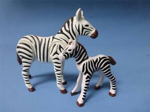 Playmobil Adult amp Baby Zebra  Animal for  Zoo Safari African wildlife - <span itemprop=availableAtOrFrom>Whitley Bay, United Kingdom</span> - PLEASE contact within 3 days of receipt and return item within 14 working days in original condition Most purchases from business sellers are protected by the Consumer Contract Regula - Whitley Bay, United Kingdom