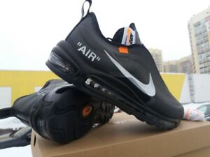 Details about The Ten Off White x Nike Air Max 97 OG Black. Liquidation of shop. Best price.